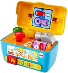 Fisher-Price LL Smart Stages Toolbox (Multicolor)