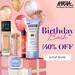 [Last day] Nykaa's Birthday Bash Mega Sale (12th-21st April) : Upto 40% Off