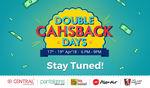 Paytm Double Cashback Days 17th-19th April|6-9 PM - Get Double Cashback on top brands vouchers