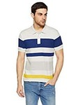 Best Discount on Symbol Men's Plain Regular Fit Polo.