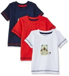 PACK of 3 : Day 2 Day Girls' T-Shirt