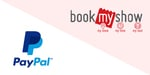 Get Rs.150 discount on Movie tickets on checkout with PayPal at Bookmyshow