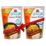 VVO Ready to eat Freeze Dried Paneer Bhurji (Pack of 2) - VVO Launch Offer for Limited Time - Order now