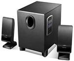 [52% off] EDIFIER R101PF 2.1 Multimedia Speaker System with USB/SD/FM radio (Black)