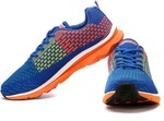 (Hurry only a few left) Sparx Running Shoes For Men (Blue, Orange)
