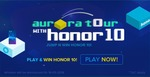 Honor 10 global Launch, subscribe and win Honor 10 phones, Play and win Prizes