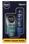 Nivea Deo &  Nivea All in One Face Wash at Flat 50% Off for Rs.199 [MRP Rs.400]