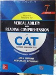 [Lower than FPD] Flipkart : How to Prepare for Verbal Ability and Reading Comprehension for CAT  (English, Paperback, Arun Sharma, Meenakshi Upadhyay) for 296