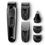 Braun MGK-3020 Corded & Cordless Trimmer for Men  (Black)