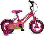 Hero Frolic 12 T Single Speed Recreation Cycle  (Pink) @Flipkart