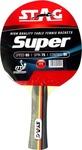 Stag Super Red, Black Unstrung Table Tennis Racquet  (Weight - 178 g)#OnlyOnFlipkart