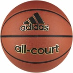 ADIDAS ALL COURT - Size: 7 (Red)