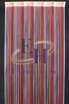 Exporthub Beautiful Polyester Door String Curtain - 7ft