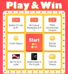 Play And Win On Mi Store
