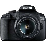 Canon EOS 1500D Digital SLR Camera with EF S18-55 IS II Lens