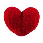 Star Walk Heart Plush, Red (30cm)