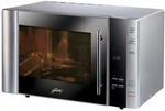 Godrej 30 L Convection Microwave Oven  (SIM GMX 30 CA1, Silver)