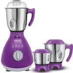 Flipkart : Maharaja Whiteline Powerclick violet (MX-164) 750 W Mixer Grinder  (Violet and Silver, 3 Jars)