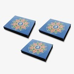 Amazon.in Gift card - in a Blue Gift Box (Pack of 3) | 3x1000 | 8 AM