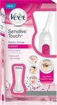 Veet Sensitive Touch Expert Cordless Trimmer for Women  (White, Pink