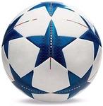 RASCO Blue Star Champion Hand Stitched 32 Panel Football
