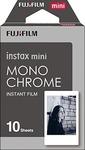 Fujifilm Instax Mini Monochrome Film (10 Sheets)