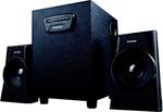 Philips MMS 1400/94 10 W Laptop/Desktop Speaker  (2.1 Channel)