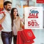 Central Summer Fashion Sale 16-20 may - Additional 5% instant discount on Payment using SBI Bank Cards