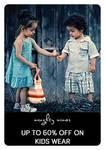 Tatacliq : Upto 60% off on kids wear.