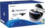 Sony PlayStation VR with Camera Bundle