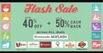 LittleApp : 3 hour Flash sale Upto 40% Off + Extra 50% Cashback acrossALLDeals