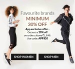 Lifestyle stores - Flat Rs 1000 off on Rs 2499 or Extra 25% off on orders above Rs 2499