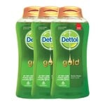 Save Rs. 183:- Dettol Daily Clean Bodywash - 250 ml (Pack of 3)