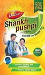 Dabur Shankhpushpi Syrup - 450 ml+225ml free