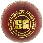 SS Club Cricket Ball, Pack of 6