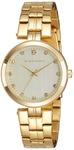 Giordano Analog Gold Dial Women's Watch-A2044-22