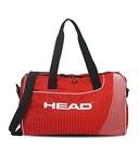 HEAD Energizer Polyester 44 cms Red Sports Duffel (HD/ENE04GYM)