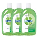 Dettol Regular Hygiene - 200 ml (Pack of 3)