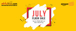 Abhi Bus July Flash Sale Offer - July Flash Sale - Upto Rs.325 Off on Bus Booking using Amazon Pay