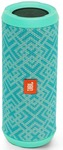 JBL Flip 3 Portable Wireless Speaker with Powerful Bass & Mic (Mosaic)