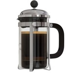 InstaCuppa French Press Coffee Espresso Tea Maker 600 mL, 4 Part Superior Filter Bpa Free