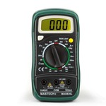 Veerobot Tls-Mct-Mltm-75 Mastech Mas830L Digital Multimeter (Green:Black)