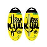 Maybelline New York Colossal Kajal 24HR Pack Of 2 @30% Off