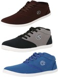 Globalite Crux and Stumble Casuals For Men