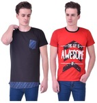 pack of 2 Tshirts @ 99 + shipping