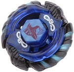 Magideal Fusion Beyblade Toy Master Metal Bb111 Mercury Anubius 85Xf W/ Launcher - Multi Color