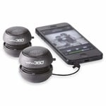 Veho VSS-001-360 Portable Speakers (Black)