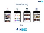 Paytm Inbox Now Offers Live TV, News and Games