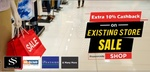 Little App : Extra 10% Cashback upto ₹500 on existing store gift Cards