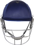 Nivia Impact Cricket Helmet  (Blue)